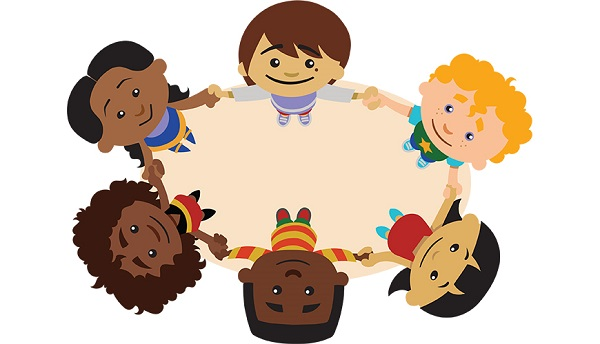 Pax and friends cartoon